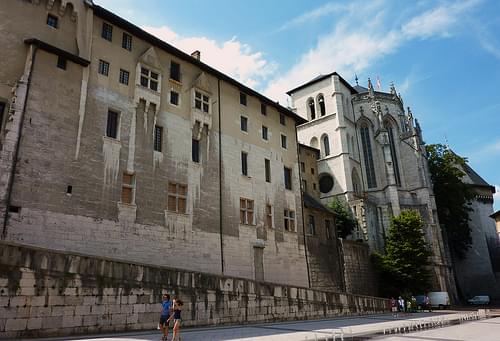 Castle of the Dukes of Savoie, Chambery