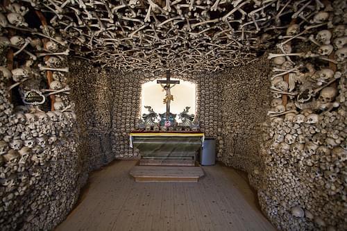 Scull Chapel, Czermna, Poland / Kaplica Czaszek w Czermnej