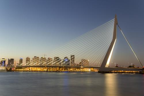 Erasmus Bridge...again!