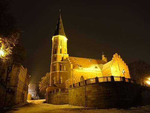 Vytautas the Great Church, Kaunas