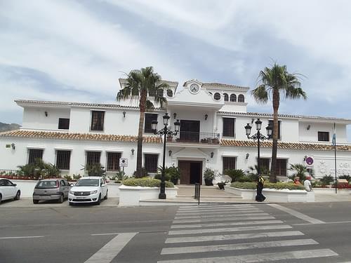 Casa Consistorial - Av Virgen de la Pena, Mijas