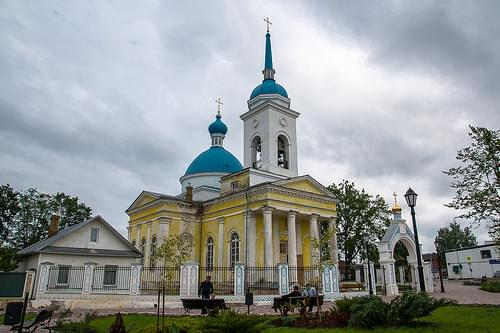 Historic Center, Ludza