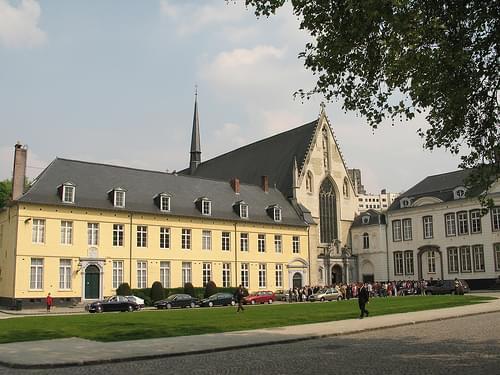 Abbey De La Cambre