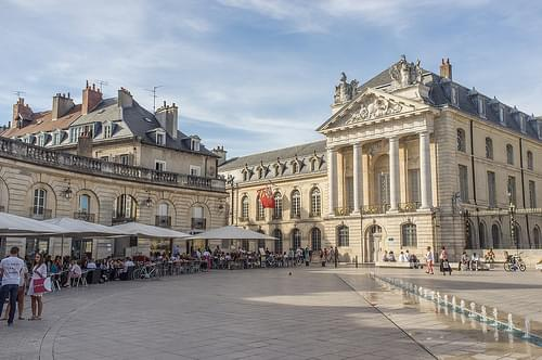 Ducal Palace Quarter, Dijon
