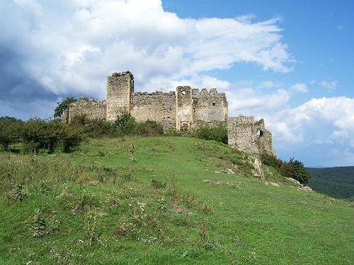 Lipova - Burg Soimos 2