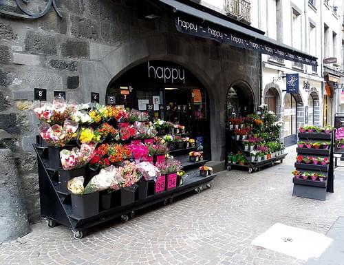 Où trouver des fleurs dans les prochains jours ? :)