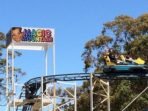 Magic Mountain, Merimbula