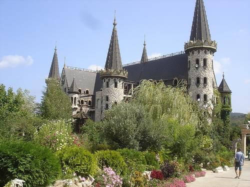 The Fairy Castle in Ravadinovo