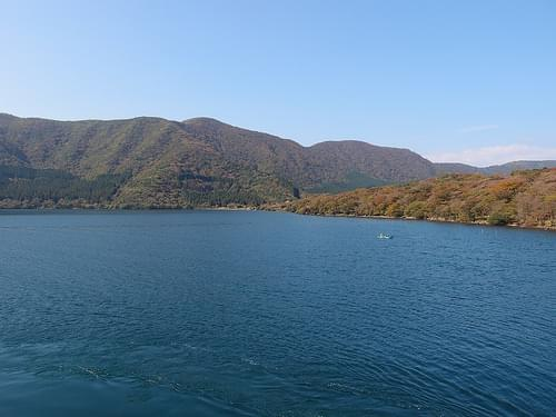 Sightseeing Cruise @ Lake Ashi @ From Togendai to Hakone-Machi