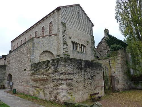 Metz - basilica (2)