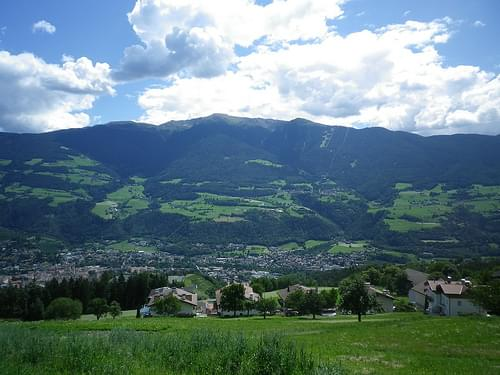 Plose and Brixen/Bressanone