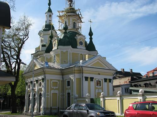 Church of Catherine, Parnu