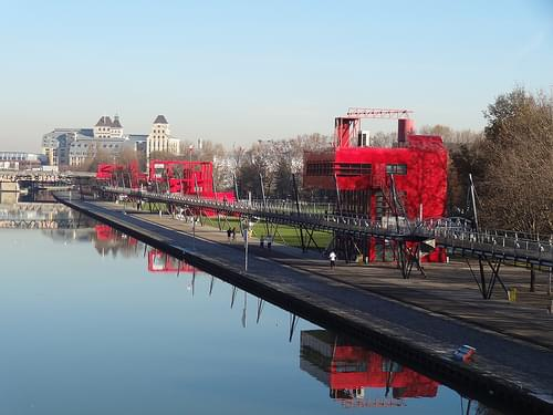 Villette Park, Paris