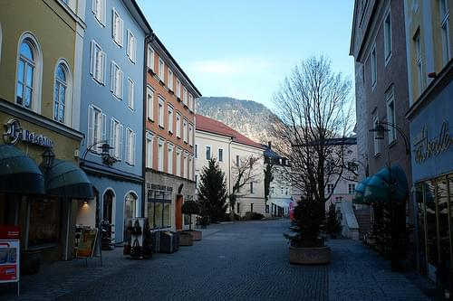 Historic Center, Bad Reichenhall