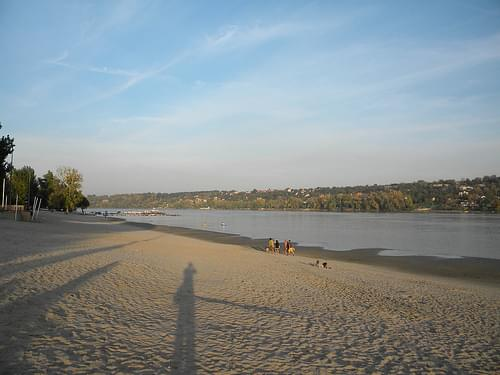 City beach, Novi Sad