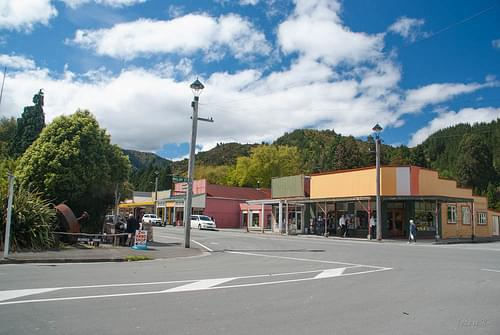 Historic Center, Greymouth