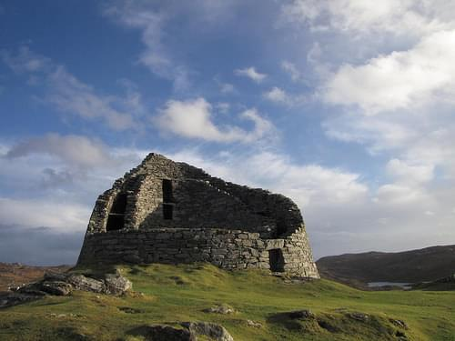Dun Charlabhaigh / Carloway Broch
