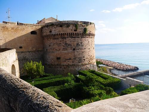 Aragon Castle | Castello Aragonese