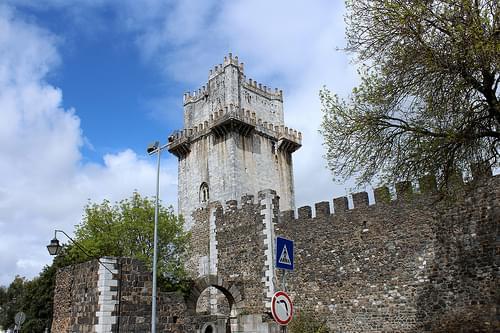 Castelo de Beja 1, Beja