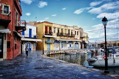 Colours of the Venetian Port