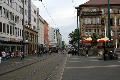 Wymiana w Kassel