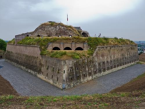 Fort St.Pieter Maastricht