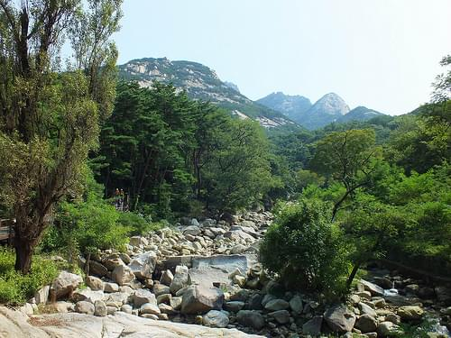Mt Bukhansan national park - 북한산국립공원