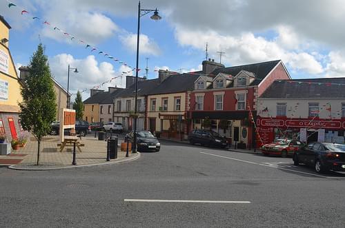 Town center - Kilkelly