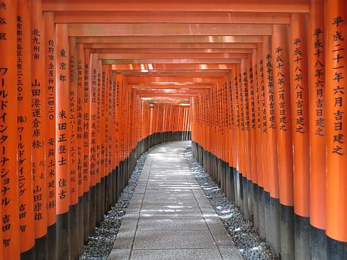 Fushimi-Inari Taisha, Kyoto
