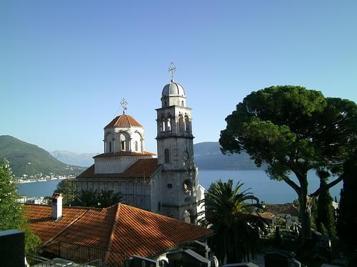 Savina Monastery Herceg Novi Montenegro