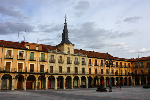 Plaza Mayor, León