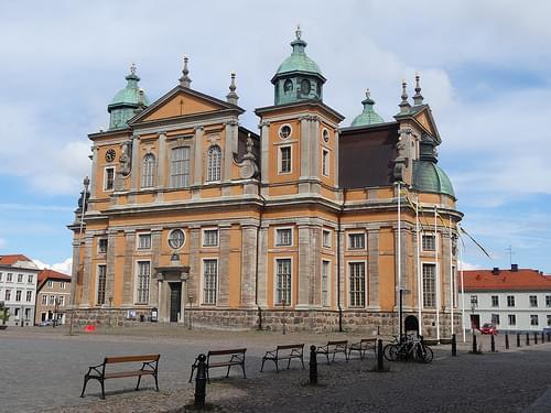 Kalmar Cathedral Sweden.
