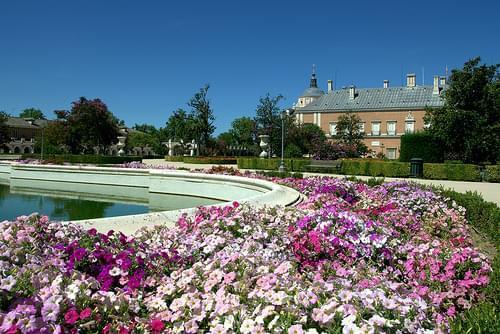 de Aranjuez un mediodía de verano
