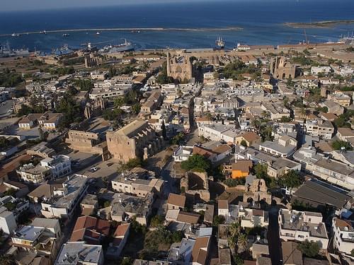Ammochostos (Famagusta). Cyprus. 2013