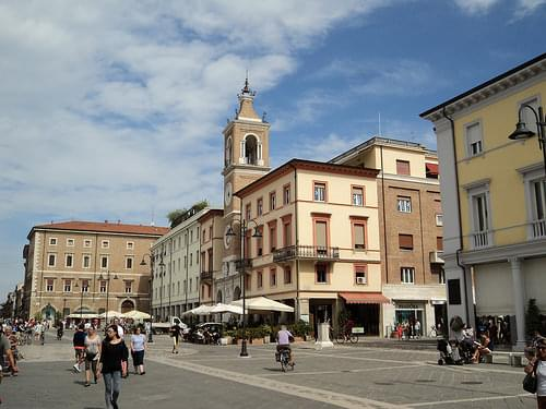 Historic Center, Rimini