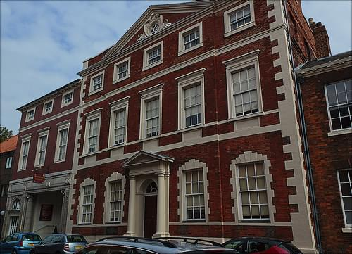 Fairfax House, Castlegate, York