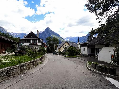 Historic Center, Bovec