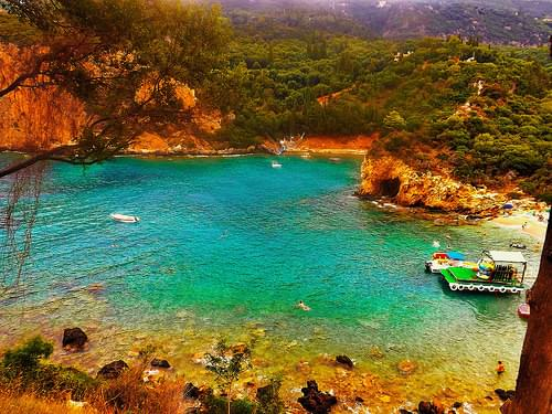 Paleokastritsa, the Jewel in Corfu's Crown