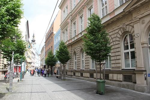 Historic Center, Linz