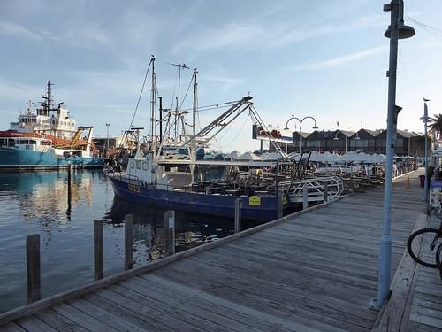 Fremantle Fishing Boat Harbor