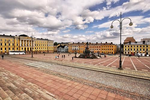 Historic Center, Helsinki
