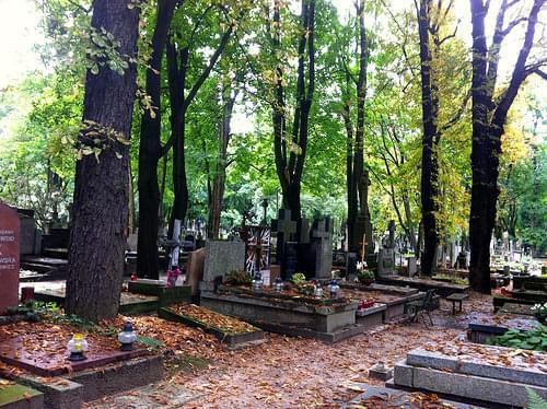 Powązki Cemetery (Cmentarz Powązkowski)