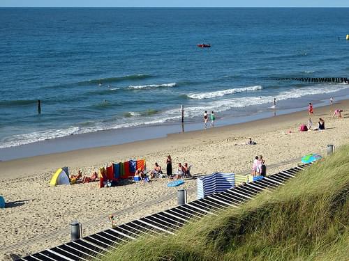 Strandmiddag Domburg