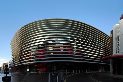 Curve, Leicester. Photograph by NotFromUtrecht