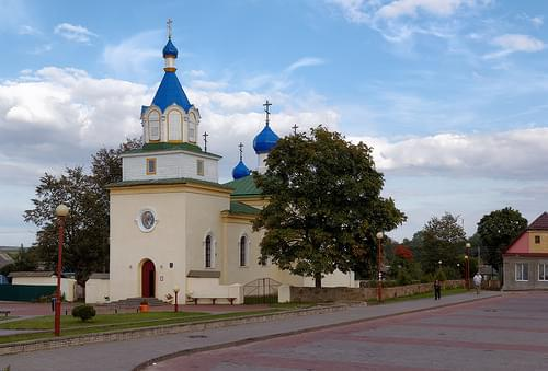 Church of the Holy Trinity, Mir