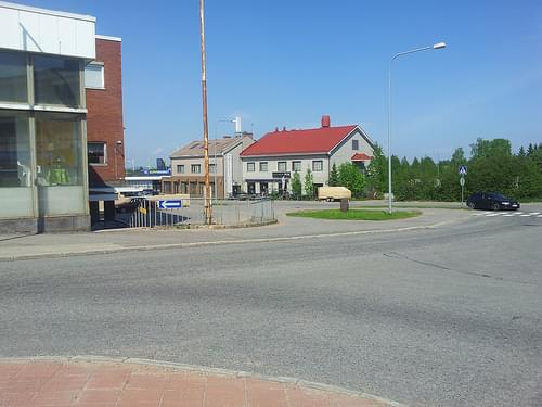 Historic Center, Kemijarvi