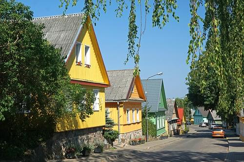 Trakai Lithuania Homes