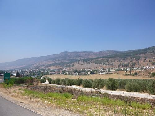 Far northern Israel