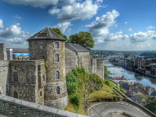 Belgium - Namur & Vresse
