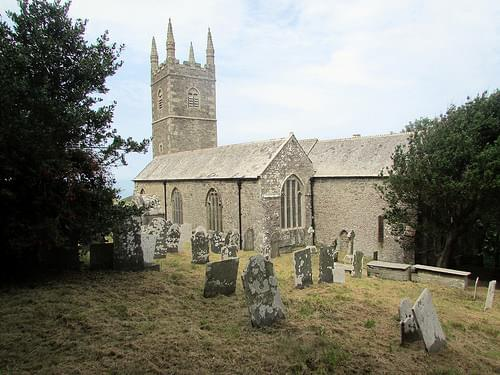 Morwenstow Church of St Morwenna and St John the Baptist